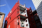 Container City / Nicholas Lacey & Partner